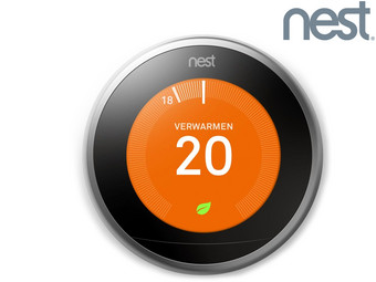 Nest Learning Thermostat | 3e Generatie
