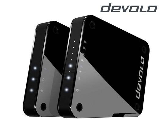 Dagaanbieding - Devolo GigaGate Starter Kit | Wifi Bridge dagelijkse koopjes