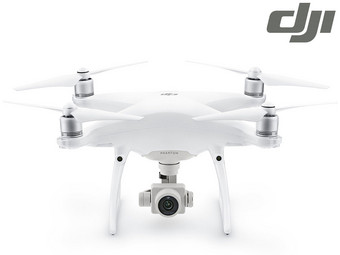 DJI Phantom 4 Advanced 4K Drone