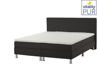 Vitality Pur Classic Line Boxspring | 180 x 200 cm