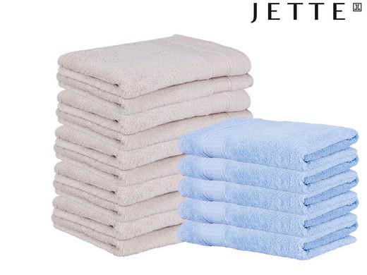 Dagaanbieding: Jette Handdoeken 10x 50*100 cm of 5x 70*140 cm