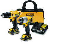 10.8 V Powertoolset
