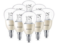 8x LED Kogellamp | Dimbaar | E14 | 8 W