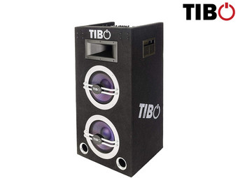 TIBO Urban 500 DJ-Station | 500 W