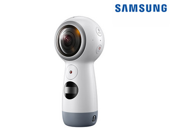 Samsung Gear 360º 4K Camera | 2017 Model