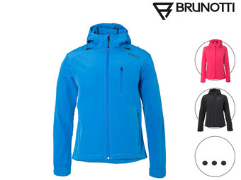 Brunotti Softshell Jas | Dames- of Herenmodel