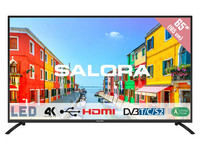 "Salora 65"" 4K LED TV"