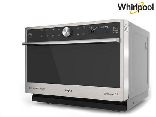 Whirlpool Mwpn 3391 Sx Kombi Ofen Mit Grill Mikrowelle