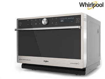 Whirlpool RVS Combi-Oven | 33 L