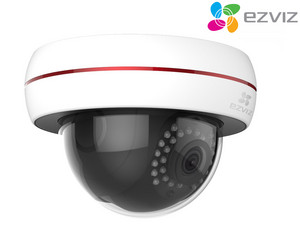 Ezviz C4S PoE Outdoor Dome Kamera | Full HD | IP66