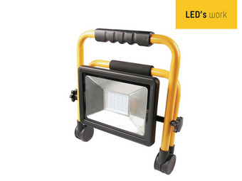 Led's Work Opvouwbare Floodlight | 30W | 4000K