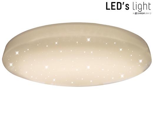 Led Lampen Kruidvat : Led s light deckenleuchte mit warmem led licht k