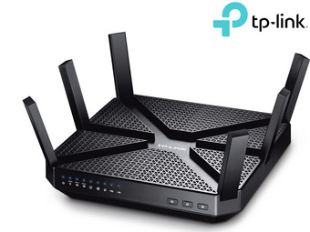 TP-Link Tri-Band Gigabit Router