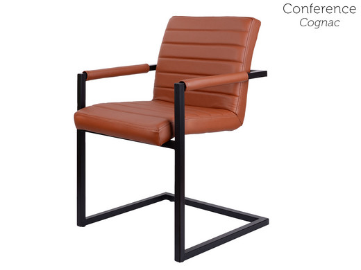 Leren Stoel Cognac : Feel furniture leren stoel internet s best online offer daily