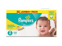 Pampers New Baby 2 | 86 szt.