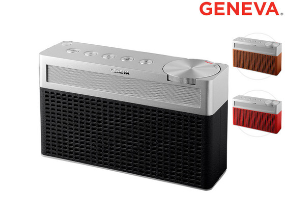 86418fe20a7aac Dagaanbieding - Geneva Touring S Bluetooth Speaker dagelijkse aanbiedingen