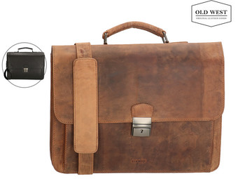 Old West Business Tas 17""