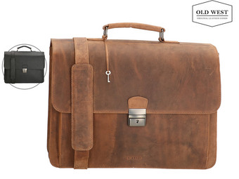 Old West Business Tas 17''