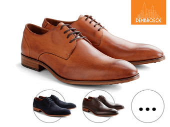 DenBroeck Rector Business Schoenen
