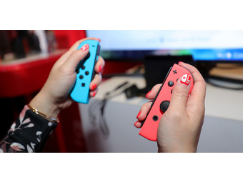 Nintendo Switch Games & Meer