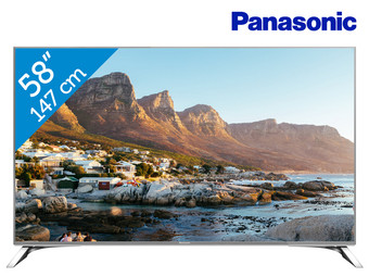 "Panasonic 58"" 4K Smart TV"