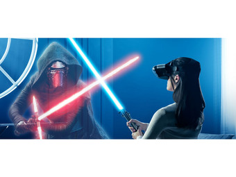Star Wars Jedi Challenges AR Set