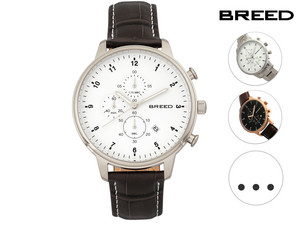 Breed Holden Horloge