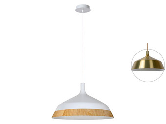 Lucide Hanglamp Bowi | E27