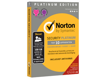 Norton Security Platinum Edition