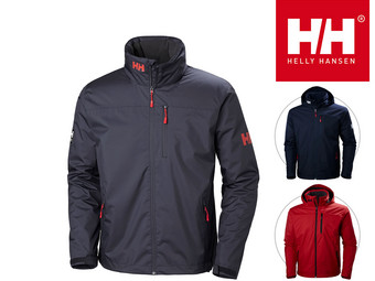 Helly Hansen Crew Hooded Midlayer Jacket | Heren