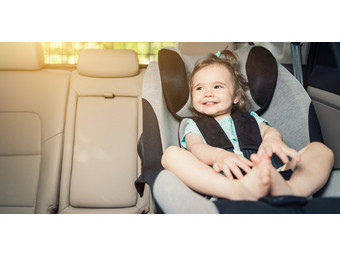 Carpoint Kindersitze