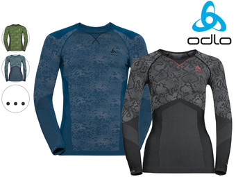 Odlo Blackcomb Evolution Shirt | Dames of Heren