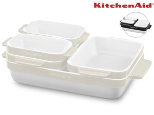 KitchenAid Keramik Auflaufform-Set