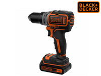 Black & Decker BL186 K Accuschroefboormachine