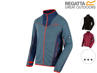 Regatta Fleecejack Collumbus III | Heren