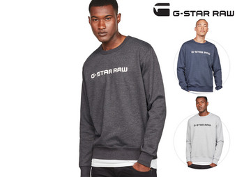 G-Star Loaq Katoenen Sweater