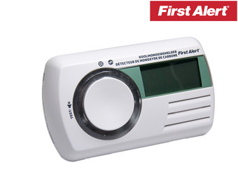 First Alert Digitale Koolmonoxide Melder