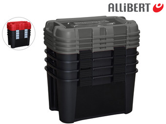 4x Allibert Totem Opbergbox | 60 L