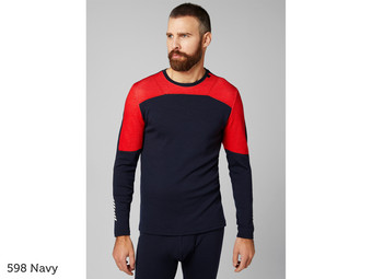 HH Active Merino Baselayer
