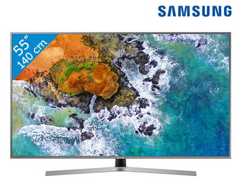Samsung 55″ 4K Smart TV | Series 7 | UE55NU7440