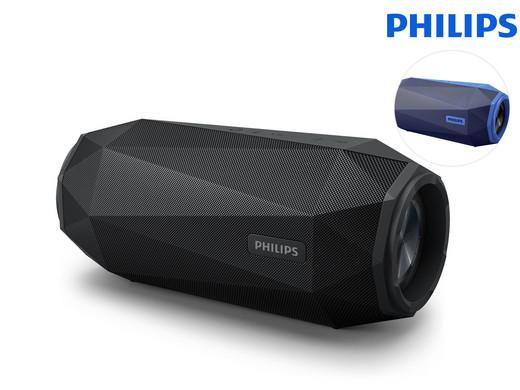 Philips Shoqbox Bluetooth Lautsprecher Wasser Und Stossfest