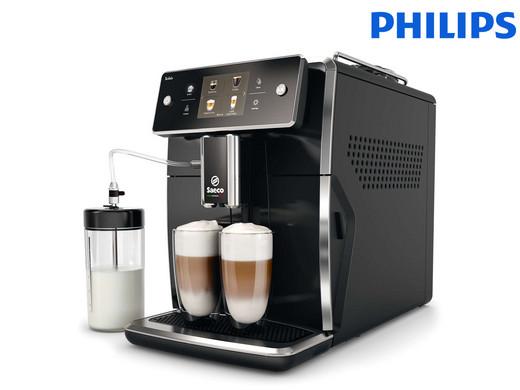 Dagaanbieding - Philips Saeco Xelsis Espresso Volautomaat | SM7680/00 dagelijkse koopjes