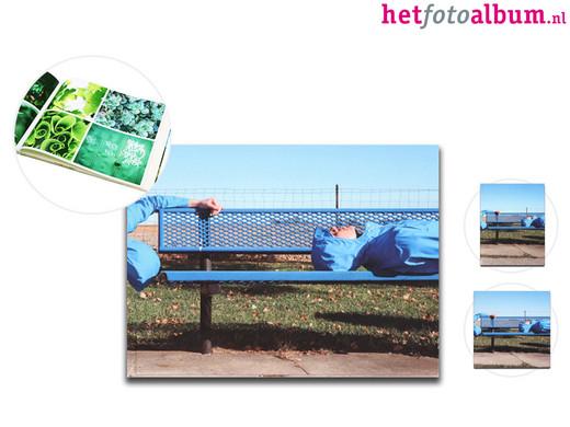Dagaanbieding - Voucher: Fotoboek L | Staand, Liggend of Vierkant dagelijkse koopjes