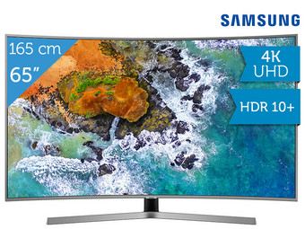 "Samsung 65"" 4K UHD Smart TV 
