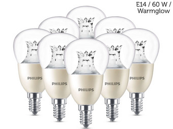 8x lampa LED Philips