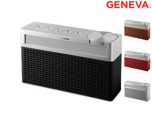 Dagaanbieding - Geneva Touring/S Bluetooth Speaker met DAB+/FM dagelijkse koopjes