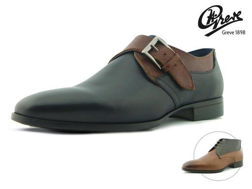 Dagaanbieding - Greve Fiorano Lederen Businessschoenen dagelijkse koopjes