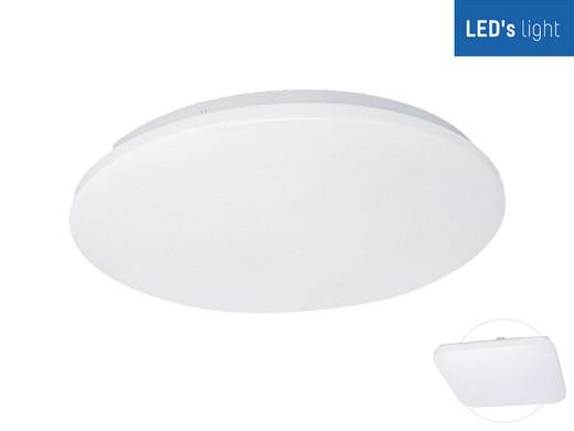 Dagaanbieding - LED's Light Plafonnière met Ingebouwde Ledlamp dagelijkse koopjes