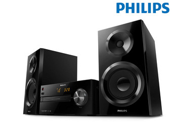 Philips Micromuzieksysteem | Bluetooth | BTM2560/12