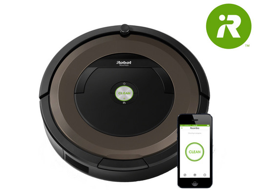 Dagaanbieding - iRobot Roomba 896 Robotstofzuiger dagelijkse koopjes